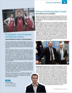 CCI Allier Magazine - Avril 2015