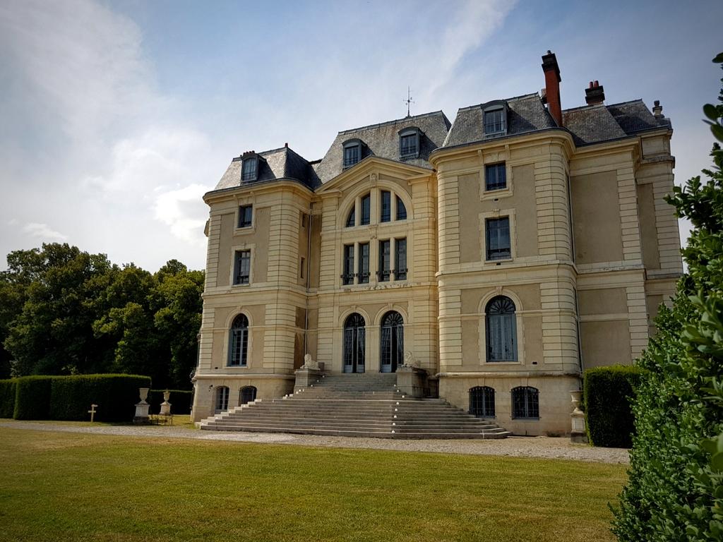 Mariage d'Audrey et Baptiste au Château de la Canière